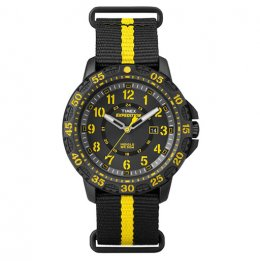 timex tw4b05300 expedition gallatin nylon strap watch